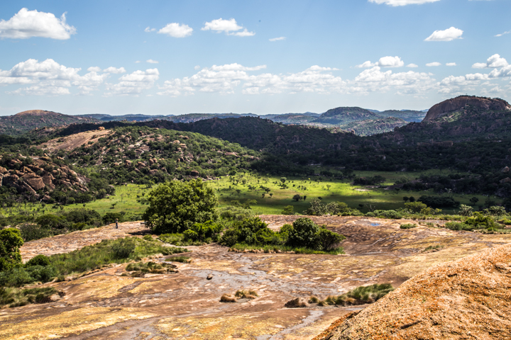 World's View, Matopos, Zimbabwe