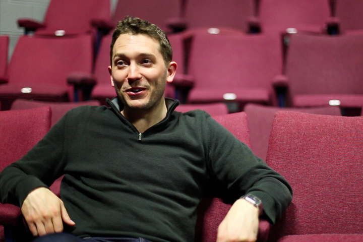 Jon Richardson at the Freerange Comedy Festival 2013