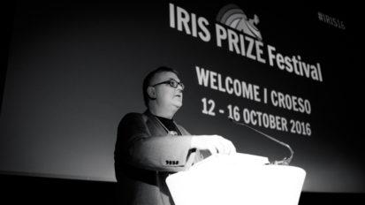 Cardiff Video Production: Iris Prize & Jon Pountney 'Iris & Me' Film