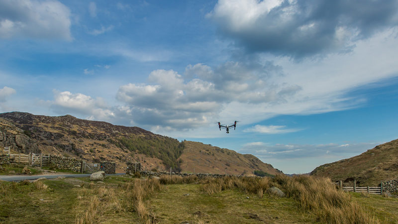 What are UK aerial drone restrictions?