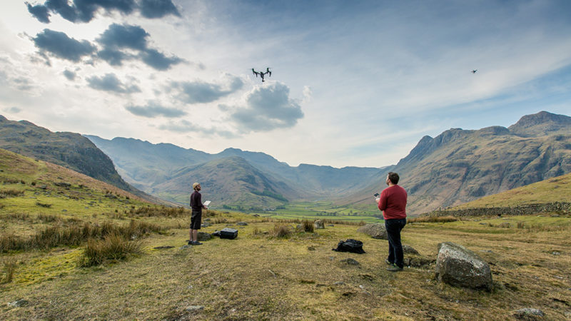 Why choose a CAA approved Commercial Drone Operator?
